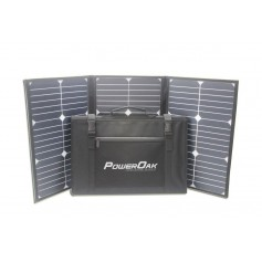 PowerOak S40 Portable Solar Panel 40W/18V